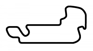 Tracks of the World - Tracks of the World Sticker: Indinapolis Motor Speedway
