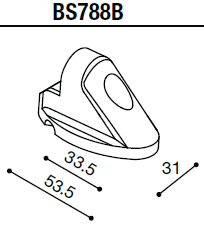 RIZOMA - RIZOMA Mirror Adapter: 848 / 1098 / 1198 - Image 1