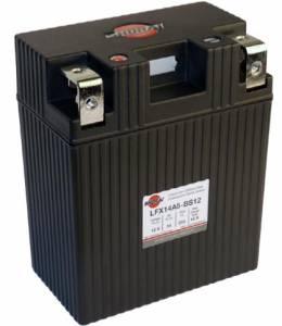 Shorai - Shorai Lithium Iron LiFePO4 Battery: Honda-Kawasaki [Several Models] - Image 1