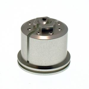 Speedymoto - Speedymoto Ducati Steering Stem Nut [Silver Only] - Image 1