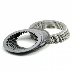 EVR - EVR Ducati 48T Organic Clutch Plates for Kit CDU-211KO [HM1100 / 1098] - Image 1