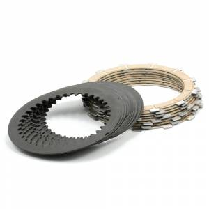 EVR - EVR Ducati 12T Sintered and Steel Clutch Plate Kit: 916S/SPS, 996S/R/SPS, 998S/R, 999S/R, 888 SPS/SP