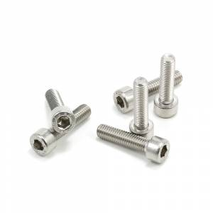 EVR - EVR Ducati Clutch Stainless Steel Spring Retainer Bolt Kit