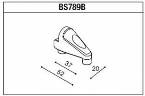 RIZOMA - RIZOMA Mirror Adapter: 1199 / 899 Panigale