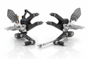 "RIZOMA - RIZOMA ""REV"" Rear Sets: MV Agusta F4 / Brutale"