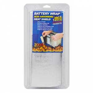 Thermo Tec - THERMO-TEC Battery Wrap Acid Absorbing Heat Barrier: 8x40 inch - Image 1