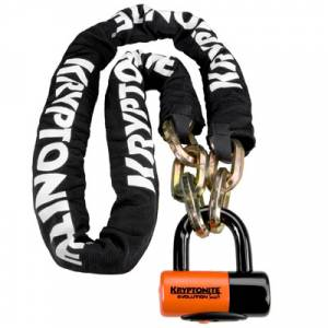 KRYPTONITE - KRYPTONITE New York Legend Chain w/ Evolution Series 4 Disc Lock