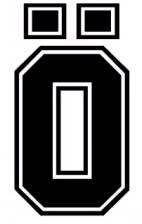 """Stickers - Ohlins Ö Die Cut Sticker: 2"""""""