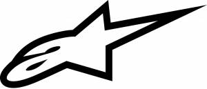Alpinestars Reflective Sticker