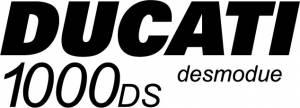 Stickers - Ducati 1000DS Sticker - Image 1