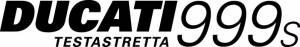Stickers - Ducati 999S Testastretta Sticker