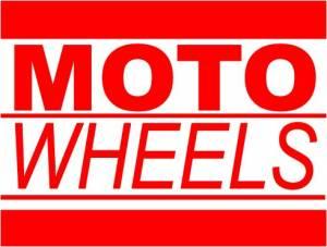 Stickers - Motowheels Logo-Large