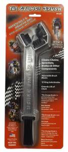 The Aluminum Grunge Brush