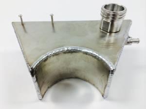 Corse Dynamics - Corse Dynamics Aluminum Coolant Tank V2: 748 / 916 / 996 / 998 - Image 1