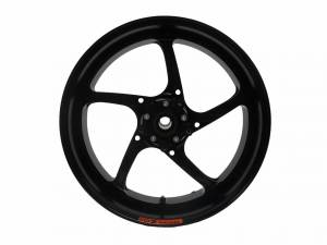 OZ Piega Rear Black Anodzied