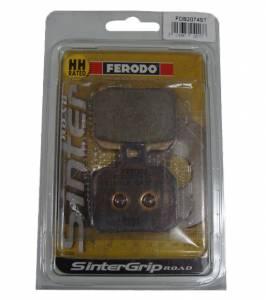 Ferodo - Ferodo ST Rear Sintered Brake Pads: Ducati Monster 1200-821, Hypermotard 821-939-950, Panigale 899-959-1199-1299-V4 - Image 1