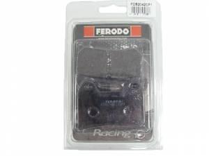 Ferodo - Ferodo C-Pro Carbon Front Brake Pads [Trackday/Race]: Ducati Multistrada 1200 '10-'14, Monster 1100-796-696, ST2-3-4, 996 - Image 1