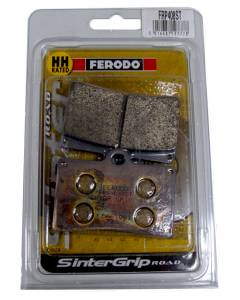 Ferodo - FERODO ST Front Sintered Brake Pads: Brembo Single Pin