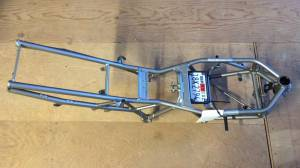 Used Parts - USED Ducati Supersport Frame: 900ie - Image 1