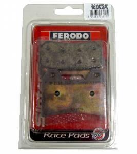 Ferodo - Ferodo XRAC Sintered Front Brake Pads [Trackday/Race]: Ducati Multistrada 1200 '10-'14, Monster 1100-796-696, ST2-3-4, 996 - Image 1