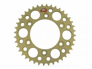 Renthal - Renthal Hard Anodized Aluminum 520 Rear Sprocket  - Ducati M620-1000/SS/ST/SC