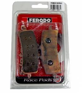 Ferodo - FERODO XRAC Sintered Front Brake Pads [Trackday/Race]: Brembo M4, Brembo GP4RX, Brembo M50