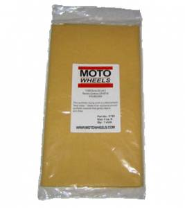 Motowheels - MW Synthetic Drying Cloth - Image 1