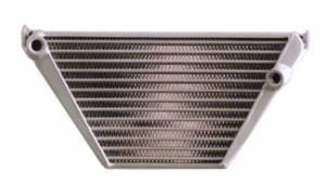 Febur - Oversize Oil Cooler: 998S/996R/998R
