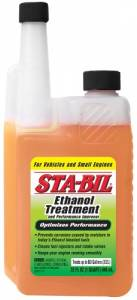 STA-BIL - STA-BIL Ethanol Treatment: 32oz [Treats up to 320 gallons]