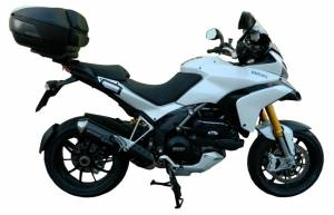 Spark - Spark Multistrada 1200 Slip-on Carbon Fiber