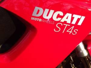 Motowheels - Motowheels Project Bike: 2002 Ducati ST4S - Image 1