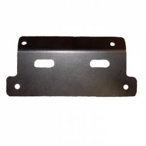 Motowheels - MW License Plate Relocator: Monster: early - Image 1