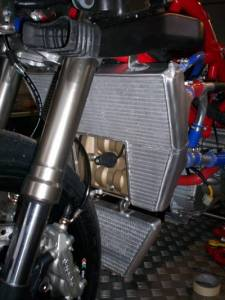 F.r.a.m. Corse - Fram Complete Oil Cooler / Radiator: 848-1098-1198 - Image 1