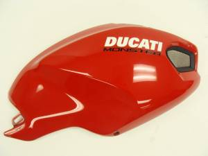 Used Parts - Ducati monster 696/796/1100 Tank side panel set