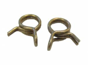 Motowheels - Reservoir Tubing Clamps [Sold in pairs] - Image 1