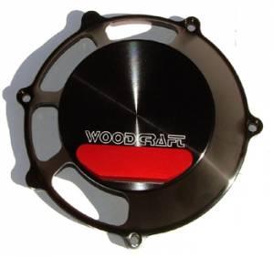 Woodcraft - WOODCRAFT Clutch Cover: Ducati Dry Clutch - Image 1