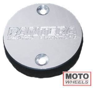 Motowheels - PR Billet Brake Reservoir Cap: Brembo
