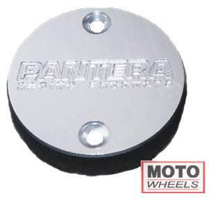 Motowheels - PR Billet Brake Reservoir Cap: Brembo - Image 1