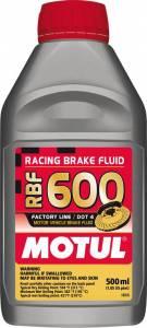 Motul - MOTUL RBF600 Racing Brake Fluid [500ML] - Image 1