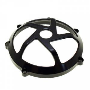 SpeedyMoto - SPEEDYMOTO Ducati Dry Clutch Cover: 5 Spoke