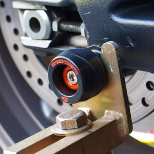 SpeedyMoto - SPEEDYMOTO 8mm Swing Arm Slider/Spools - Image 1