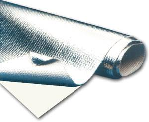 Thermo Tec - THERMO-TEC Adhesive Backed Heat Barrier: 12x12 inch
