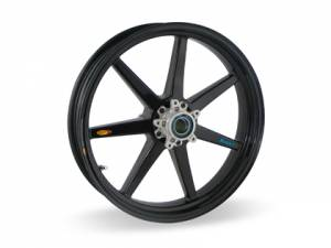 BST Wheels - BST 7 Spoke Front Wheel: MV Agusta Brutale 1078/1090RR [25mm Axel]