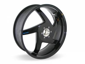 "BST Wheels - BST Diamond Tek Carbon Fiber Rear Wheel [5.5""]: MV Agusta F3 675/800, Brutale 675/800, Stradale, Turismo Veloce, Rivale - Image 1"