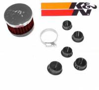 CORSE DYNAMICS Crankcase Breather Kit