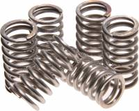 Speedymoto Parts - SPEEDYMOTO Polished Clutch Springs (Qty 6 Springs)