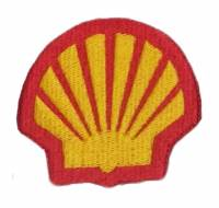 Stickers, Patches, & Toys - Patches - Patches - Shell Patch: Red