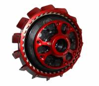 STM Ducati EVOLUZIONE EVO-GP Slipper Clutch Complete with 40T Plates and Basket