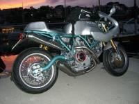 MOTOWHEELS Monoposto Rearsets: Sport Classic / Paul Smart