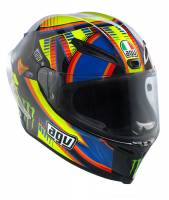 Helmets & Accessories - Helmets - AGV Closeout - AGV Corsa Valentino Rossi Winter Test 2013 Limited Edition Helmet